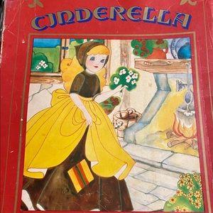 Extremely Vintage BNIB Cinderella Doll & Dress!
